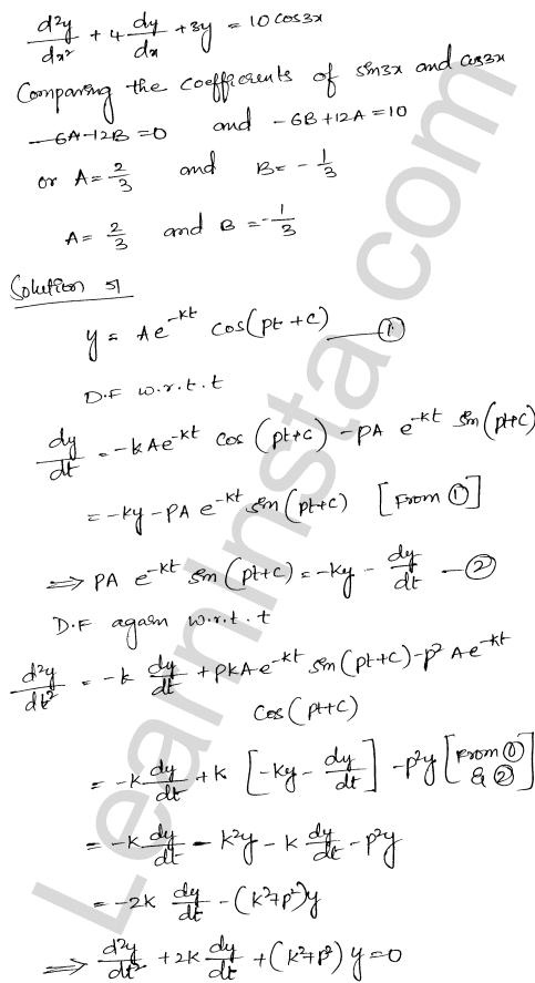 RD Sharma Class 12 Solutions Chapter 12 Higher Order Derivatives Ex 12.1 39
