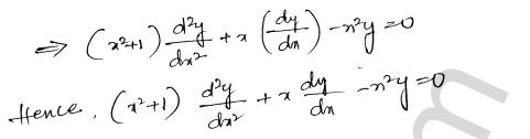 RD Sharma Class 12 Solutions Higher Order Derivatives Chapter 12 Ex 12.1 43