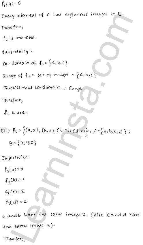 RD Sharma Class 12 Solutions Functions Chapter 2 Ex 2.1 6