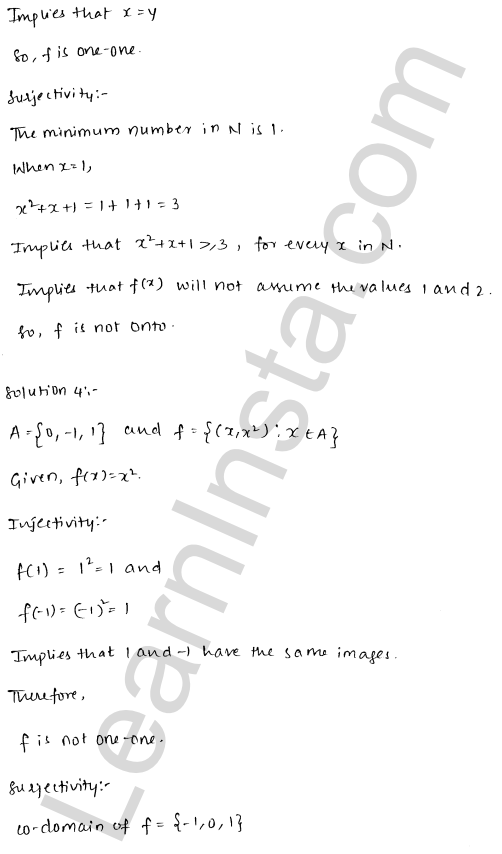 RD Sharma Class 12 Solutions Functions Chapter 2 Ex 2.1 8