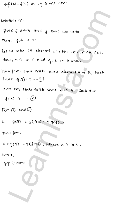 RD Sharma Class 12 Maths Solutions Chapter 2 Functions Ex 2.2 13