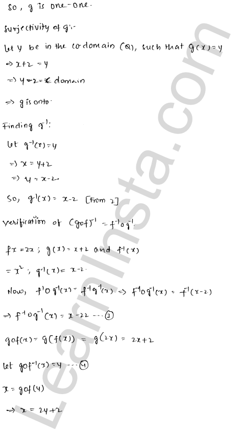 RD Sharma Solutions Class 12 Functions Chapter 2 Ex 2.4 15