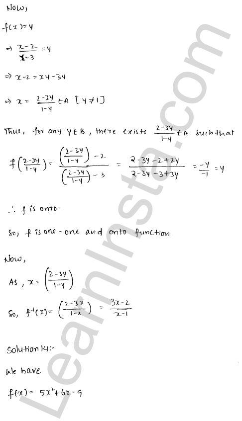RD Sharma Class 12 Maths Solutions Chapter 2 Functions Ex 2.4 17