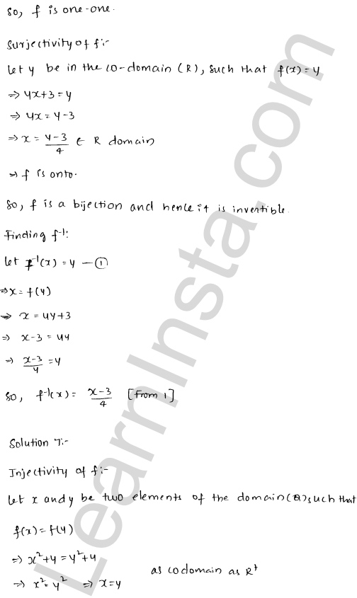RD Sharma Class 12 Solutions Functions Chapter 2 Ex 2.4 8