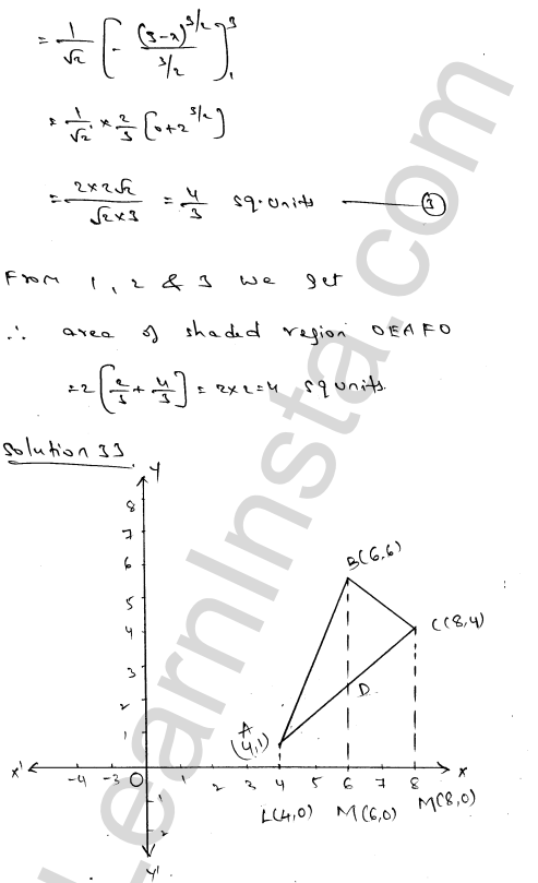 RD Sharma Class 12 Maths Solutions Chapter 21 Areas of Bounded Regions Ex 21.3 55