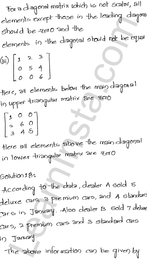 RD Sharma Class 12 Solutions Algebra of Matrices Chapter 5 Ex 5.1 29