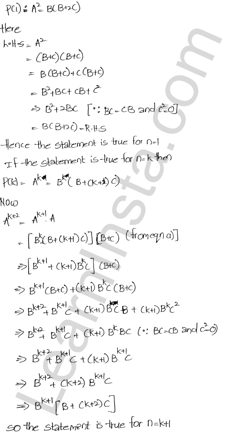 Chapter 5 Algebra of Matrices RD Sharma Class 12 Solutions Ex 5.3 70