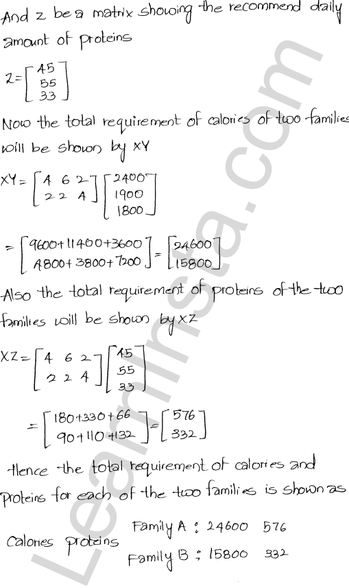 RD Sharma Solutions Class 12 Algebra of Matrices Chapter 5 Ex 5.3 84