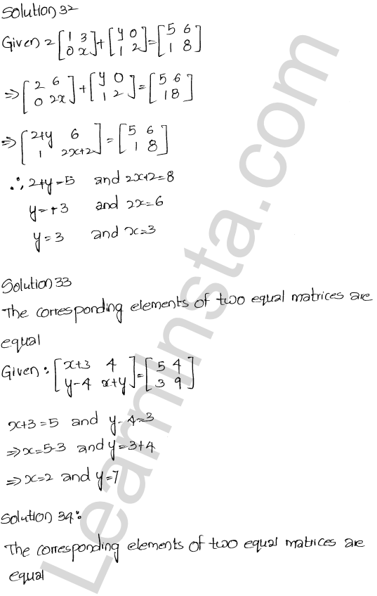 RD Sharma Solutions Class 12 Algebra of Matrices Chapter 5 Ex 5.5 15