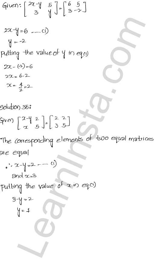 RD Sharma Class 12 Maths Solutions Chapter 5 Algebra of Matrices Ex 5.5 16