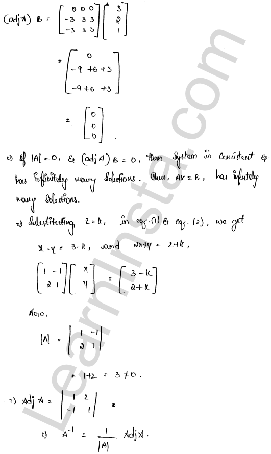 RD Sharma Class 12 Solutions Chapter 8 Solution of