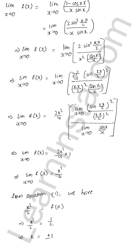 class 12 RD Sharma maths solutions chapter 9 Continuity Ex 9.1 36
