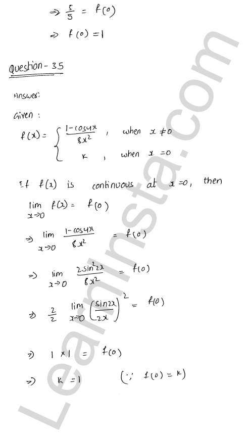RD Sharma Class 12 Solutions Continuity Chapter 9 Ex 9.1 44