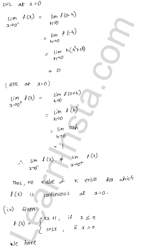 RD Sharma Class 12 Solutions Continuity Chapter 9 Ex 9.1 47