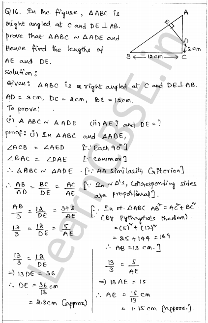 CBSE Sample Papers for Class 10 Maths Paper 1 11
