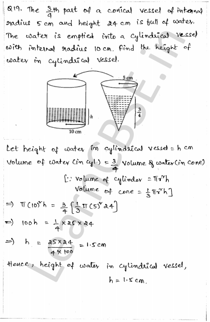 CBSE Sample Papers for Class 10 Maths Paper 1 14