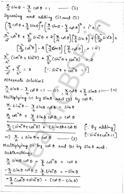 CBSE Sample Papers for Class 10 Maths Paper 1 23