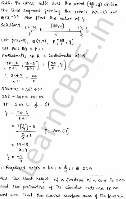 Maths Sample Papers for Class 10 Set 2 15