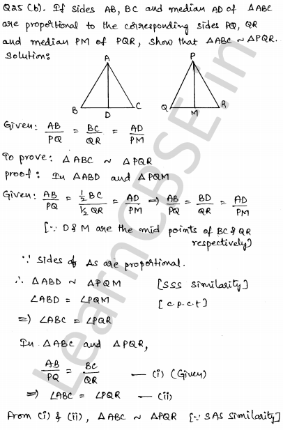 Maths Sample Question Papers for Class 10 Set 2 21