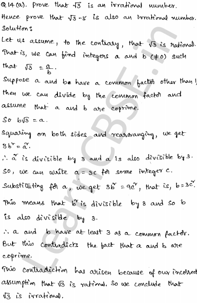 CBSE Sample Papers for Class 10 Maths Set 3 9