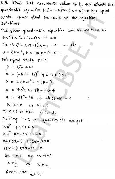 Maths Sample Papers for Class 10 Set 5 13