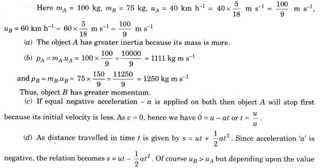 CBSE Sample Papers for Class 9 Science Solved Set 3 17