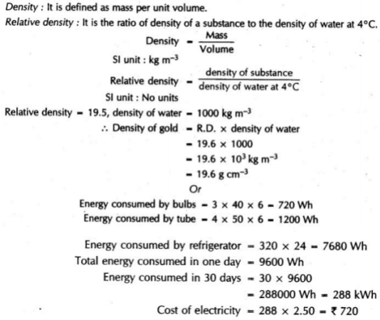 CBSE Sample Papers for Class 9 Science Solved Set 5 21