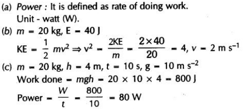 CBSE Sample Papers for Class 9 Science Solved Set 6 21