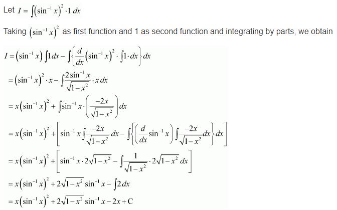 Class 12 Maths NCERT Solution Ex 7.6 Q 10