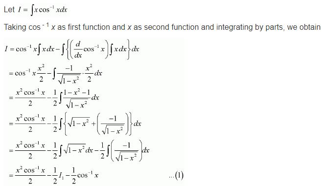 Class 12 Maths NCERT Solution Ex 7.6 Q 9