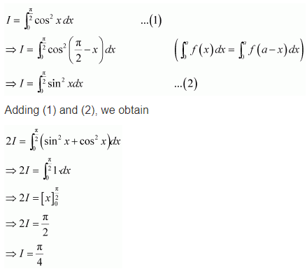 Ex 7.11 Integrals Class 12 Maths NCERT Solutions Sol 2