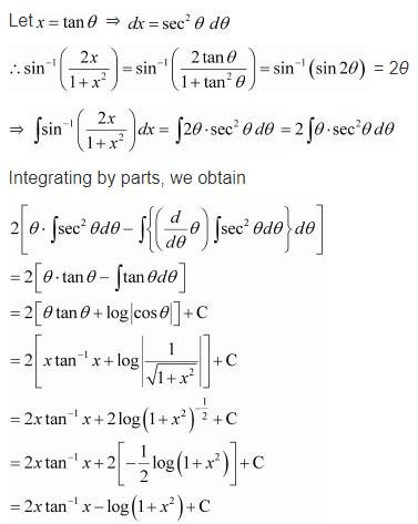 Maths Class 12 Chapter 7 NCERT Solutions Ex 7.6 Q 22
