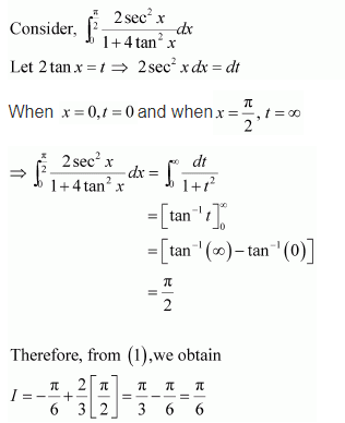 maths class 12 ncert solutions miscellaneous exercise 27 - ii