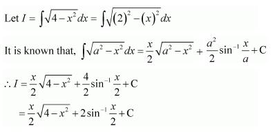 Maths NCERT Class 12 Ex 7.7 Q 1