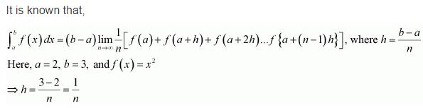 Maths NCERT Class 12 Ex 7.8 Q 3