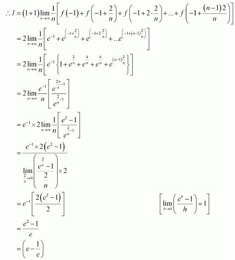 Maths NCERT Class 12 Ex 7.8 Q 5 - i