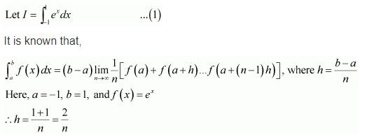 Maths NCERT Class 12 Ex 7.8 Q 5