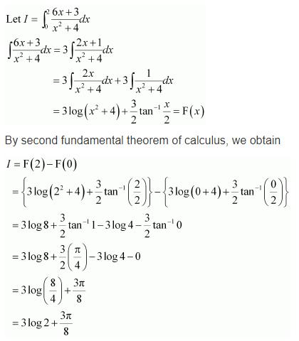 Maths NCERT Class 12 Solutions Ex 7.9 Q 19