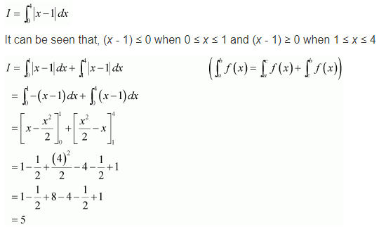 Maths NCERT Solution Class 12 Ex 7.11 Q 34