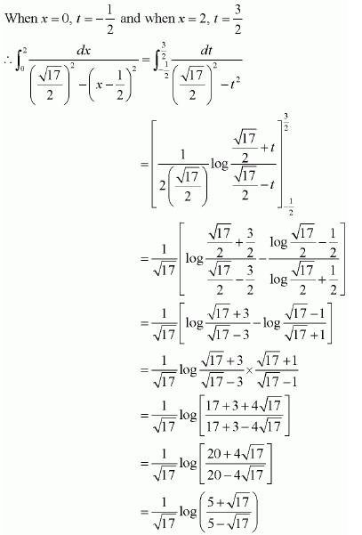NCERT Class 12 Solutions Ex 7.10 Q 12 - i