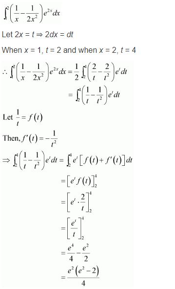 NCERT Class 12 Solutions Ex 7.10 Q 15