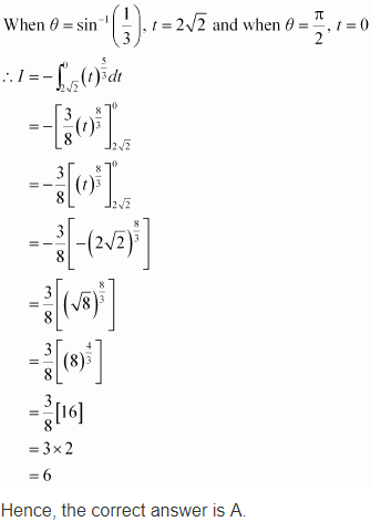 NCERT Maths 12 Solutions Ex 7.10 Q 17 - i