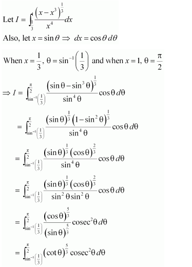NCERT Maths 12 Solutions Ex 7.10 Q 18