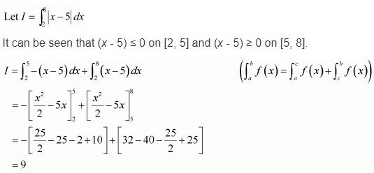 NCERT maths solutions class 12 Ex 7.11 Sol 11