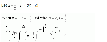 ncert solution of maths class 12 Chapter 7 Ex 7.10 Q 11 - i