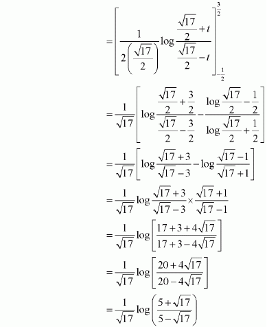 ncert solution of maths class 12 Chapter 7 Ex 7.10 Q 11 - ii