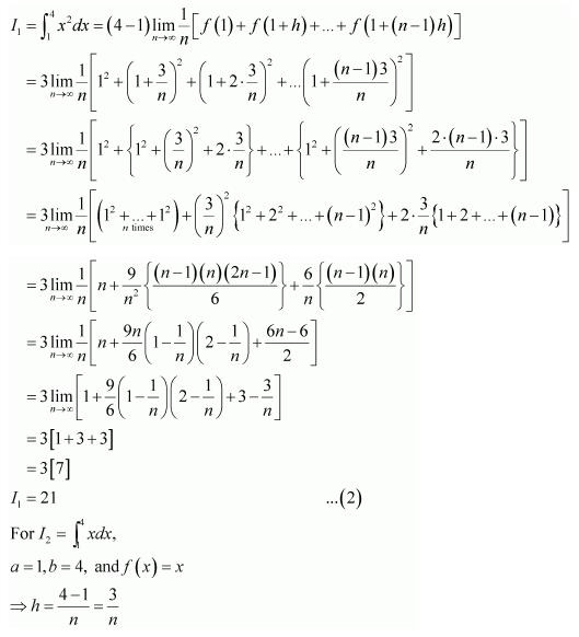 NCERT Solutions Class 12 Ex 7.8 Q 4 - i