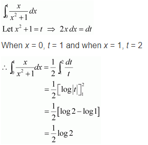 NCERT Solutions of Class 12 Maths Chapter 7 Integrals Ex 7.10 Q 2