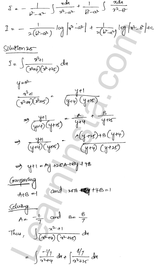 RD Sharma Class 12 Maths Solutions Chapter 19 Indefinite Integrals Ex 19.30 17