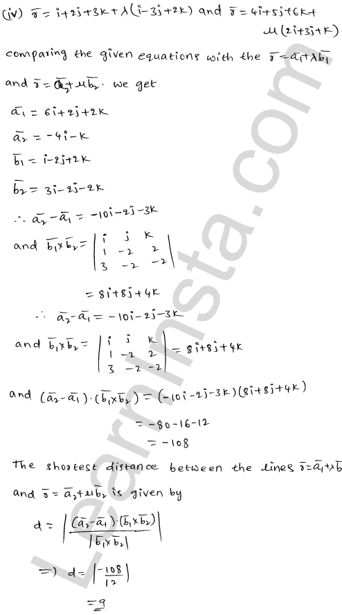 maths rd sharma class 12
